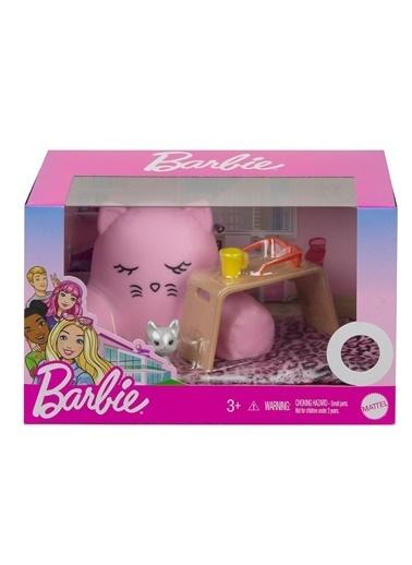 Barbie Grg56 Barbienin Ev Aksesuarları Serisi Renkli